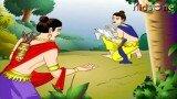 Dashavatara In Hindi || Buddhaavatar || The Ascetic Prince || with Animation