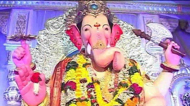 Ganpati Deva Bhakticha Theva Marathi Bhajan Anand Shinde [Full HD Song] I Ganesha Tujhya Aagmanane