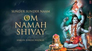 OM Namah Shivay, Sunder Sunder Naam Om Namah Shivay By Suresh Wadkar full Audio song Juke Box
