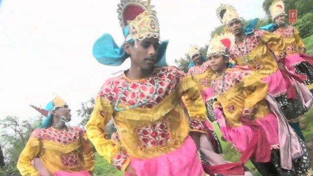 Toda Shaktiwale Marathi Bhajan Mayuri Kishor [Full HD Song] I Shakti-Tura (Horn Vaajvun Paahu Ka)