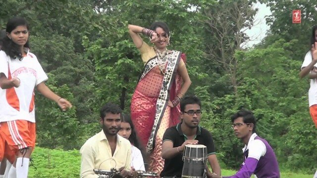 Toda: Turewali Instrumental Marathi Bhajan [Full HD Song] I Shakti-Tura (Horn Vaajvun Paahu Ka)
