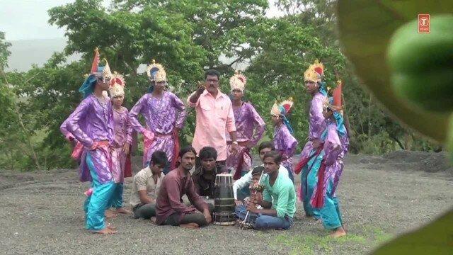 Tonpa: Han Dabun Pahuka (Shaktiwale) Marathi Bhajan I Shakti-Tura (Horn Vaajvun Paahu Ka)