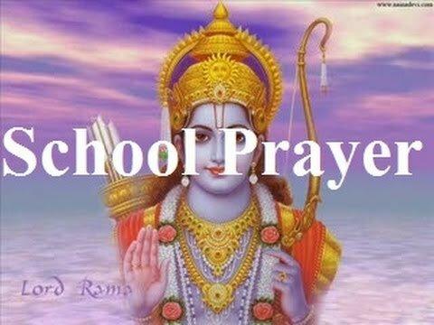 """""""हम को मन की शक्ति देना, मन विजय करें"""" – स्कूल प्रार्थना"""