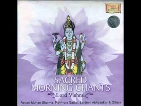 4. Vishnu Avahanam