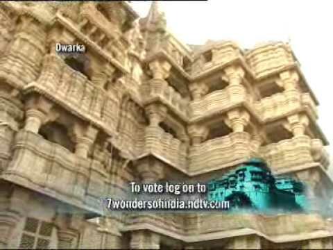 7 Wonders of India: Dwarkadhish Temple