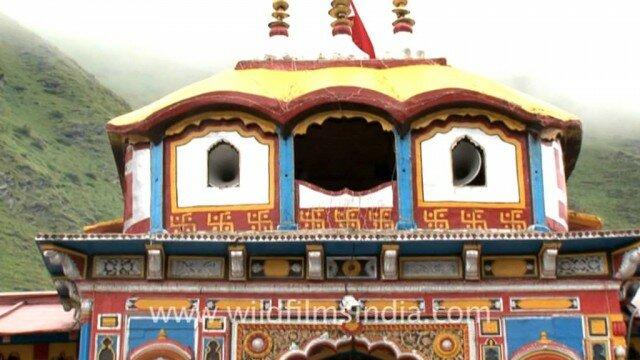 Badrinath Temple in Uttarakhand