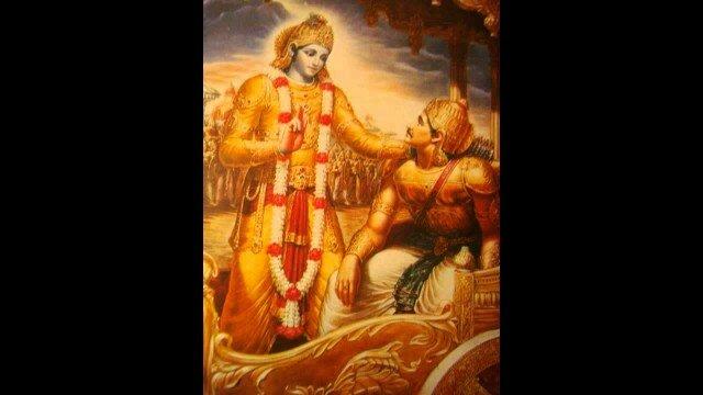 Bhagavad Gita Chapter 05 (Slokas with English Translation)