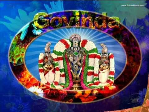 Govinda govinda enniro- LORD VENKATESHWARA song