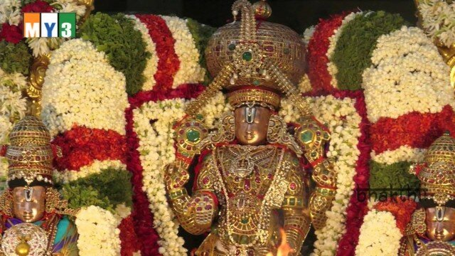 Lord Balaji Songs – Nadireyi Yejaamulu – Namo Venkatesa