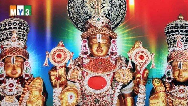 Lord Balaji Songs – Pilichina Palike – Namo Venkatesa