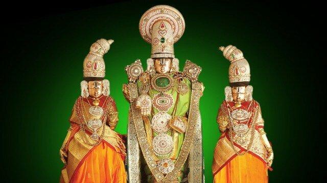 Lord Thirupathi Balaji – Srinivasa Kalyanam (Tamil) – Paalaaga Thaenaaga