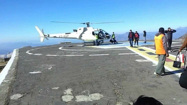 Mata Vaishno Devi Helicopter – SaddiDilli.com