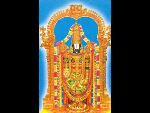 Prayer Song To Lord Srinivasa