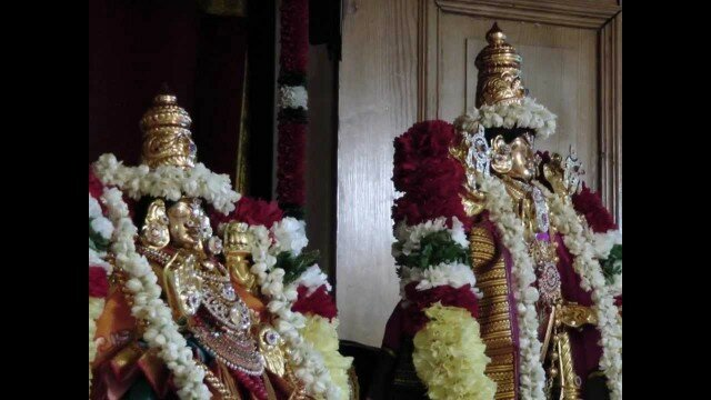 """Sanskrit Hymn (Armor of Vishnu & Lakshmi) – """"Narayana & Mahalakshmi Kavacham"""" (Bhagavatha Purana)"""