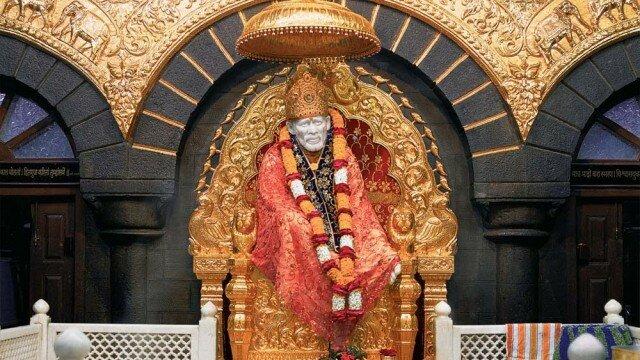 Shirdi Sai Baba- Evening Aarti | DHOOP AARTI