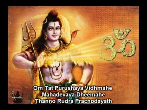 Shiva Gayatri (Dedicated to Sharganesh)