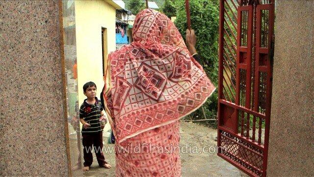 Shri Sidh Pith Nanda Devi Mandir, Nauti – Uttarakhand