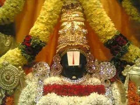 Shri Venkateshwara Stotram
