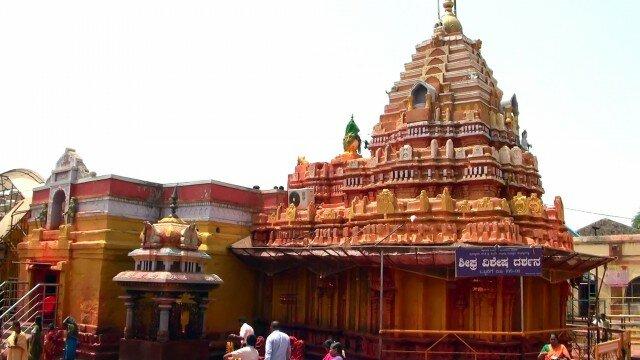Shri Yellamma Renuka Devi Mandir, Saundatti…KARNATAKA