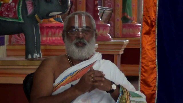 SVRR Swami, Sri Vishnu Puranam Episode 1