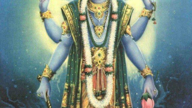 Vishnu – Il Dio di Adamo, Eva e Noè (Tratto dal Bhavishya Purana)