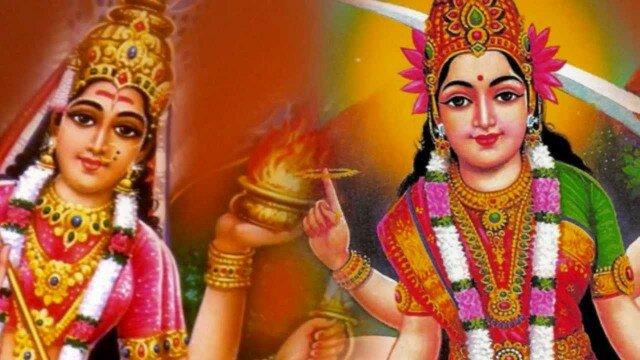 Ya Devi Sarve Bhuteshu Shakti rupen Sansthitha….
