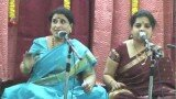Dr.Nagavalli Nagaraj & Ranjani Nagaraj-Devotional song on Raghavendra Swamy-Veenavahini raga
