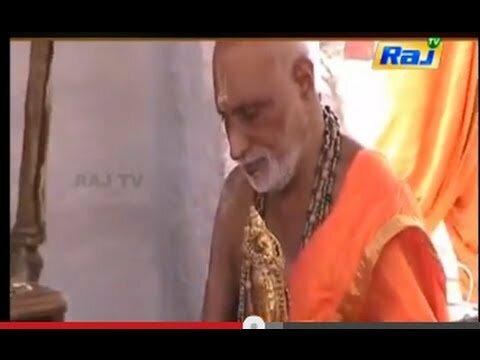 Koppiyam – Sri Raghavendra Swamy's Mantralayam Special