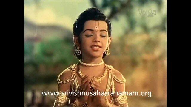 Narayana Mantram Srimannarayana Bhajanam – Bhakta Prahlada – Telugu