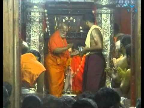 Raghavendra Swamy Temple Mantralayam-2