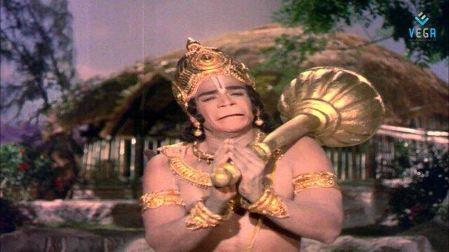 Shri Ramanjaneya Yuddham – Hanuman Challenges With Narada